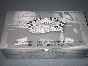 Diecast 1987 Grand National 1/18th scale Kawartha Lakes Peterborough Area image 2