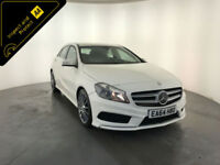 2014 64 MERCEDES-BENZ A180 BLUE-CY AMG SPORT 1 OWNER SERVICE HISTORY FINANCE PX