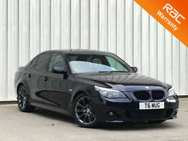 BMW 520 2.0TD 2007MY d M Sport Finance Available PartExchange Welcome