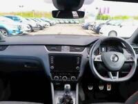 2018 Skoda Octavia 2.0 TDI CR vRS 5dr Hatchback Diesel Manual