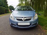 2007 Vauxhall corsa 1.3 CDTI 5 door long mot 3 months warranty