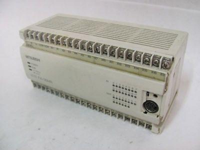 Mitsubishi Melsec Fxo-30mr Programmable Logic Controller Module Missing Port Doo