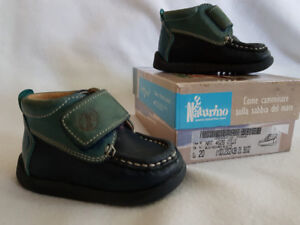 All leather toddler shoes, Naturino, size 4.5 - 5 euro size 20