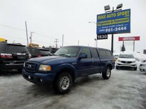 "Ford Ranger 2WD SuperCab 126"" 2011"