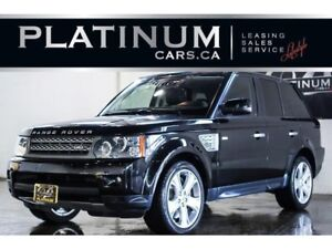 2011 Land Rover Range Rover Sport SUPERCHARGED, NAVI,