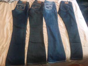 Silver and Mavi Jeans