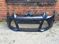 Ford Focus 2011 2012 2013 2014 genuine front bumper for sale
