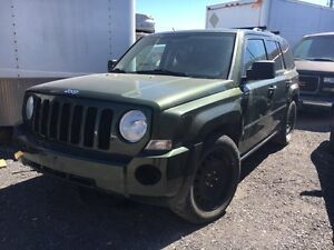 Jeep patriot 2008 !! As is!