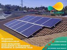 3KW SOLAR SYSTEM $2499 FULLY INSTALLED. HURRY, WHILE STOCK LAST! West Perth Perth City Preview