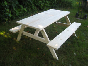 Picnic table 6ft (Free Delivery)