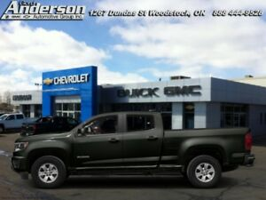 2018 Chevrolet Colorado Work Truck  - Bluetooth