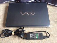 Amazing, Sony vaio , with blue ray,500 gb Hdd,4 gb ram,Intel core i5