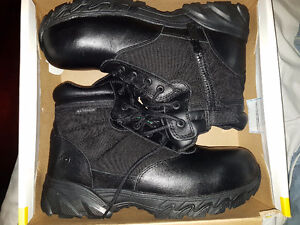 Real deal New steel toe SWAT boots