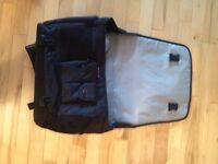 Lowepro DSLR/Laptop briefcase style bag.