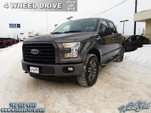 2015 Ford F-150 FX4  - Cloth Seats -  AM/FM Stereo