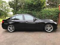 2012 62 BMW 320d Efficient Dynamics Auto EfficientDynamics DIESEL SALOON