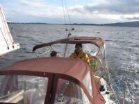 Be a Crew Member on a 5 Day Gulf Island Sailing Adventure
