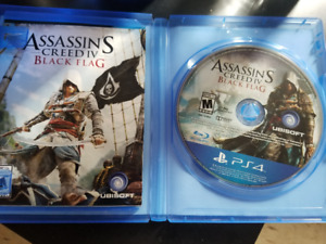 Assassin's Creed 4 Black Flag - PS4