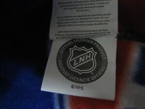 Reduced price New Montreal Canadians snuggly blanket Gatineau Ottawa / Gatineau Area image 8