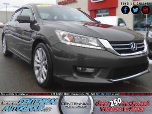 Honda Accord Sedan Touring | 2.4L | Navi | Bluetooth | AC 2014