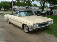 VERY RARE 1961 Oldsmobile Dynamic 88 Convertible ALL ORIG.TRADES