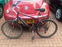 Ridgeback adventure k5 hybrid men's bike
