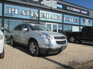 2011 Chevrolet Traverse 1LT SUV, Command start