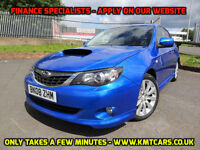 2008 Subaru Impreza 2.5 WRX - Service Hist with Belt Change - KMT Cars