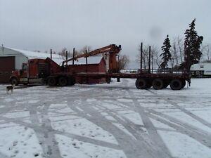 tri-axle trailer