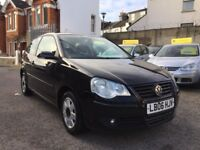 Volkswagen Polo 1.4 S 3dr£2,395 cambelt water pumo replaced