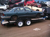 UP TO $600 CASH FOR YOUR SCRAP CAR OR TRUCK  705-345-5715