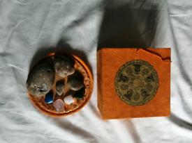 FREE box of stones & crystals