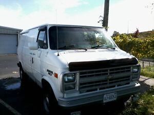 1989 Chevrolet G30 '1 Ton' Van, SOLD