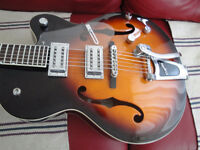 2007 GRETSCH ELECTROMATIC HOLLOW BODY ELECTRIC GUITAR MINT $700