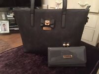 Ted baker/ MK and other designer named handbags and purse sets