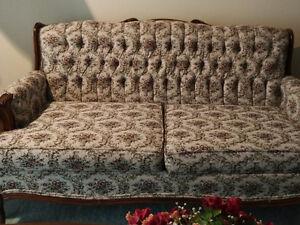 Classic living room suite