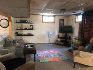 All Inclusive 1 Bedroom Large open concept basement