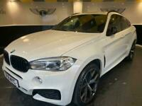 2018 18 BMW X6 3.0TD ( 313bhp )4X4 Steptronic XDrive 40D M SPORT /NOW SOLD
