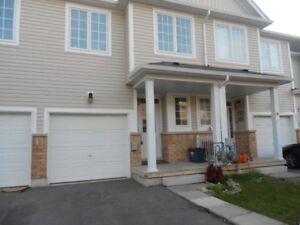 3-Bedroom Townhouse for rental in West Brant - Available now