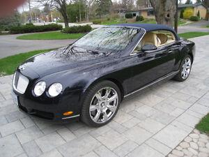2007 Bentley Continental GT Convertible - OTTAWA