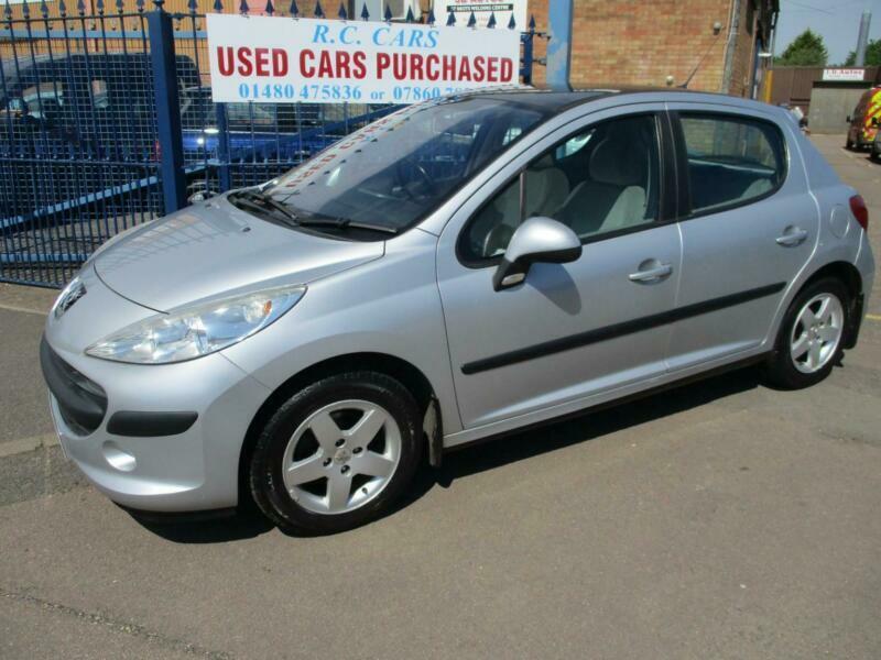 2007 Peugeot 207 1.4 16V SE 5dr Hatchback Petrol Manual