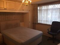 IG5. Spacious Double room . close to Gants Hill station. Wifi. All bills inclusive.furnished.