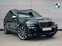 2020 BMW X7 X7 M50d SUV Diesel Automatic