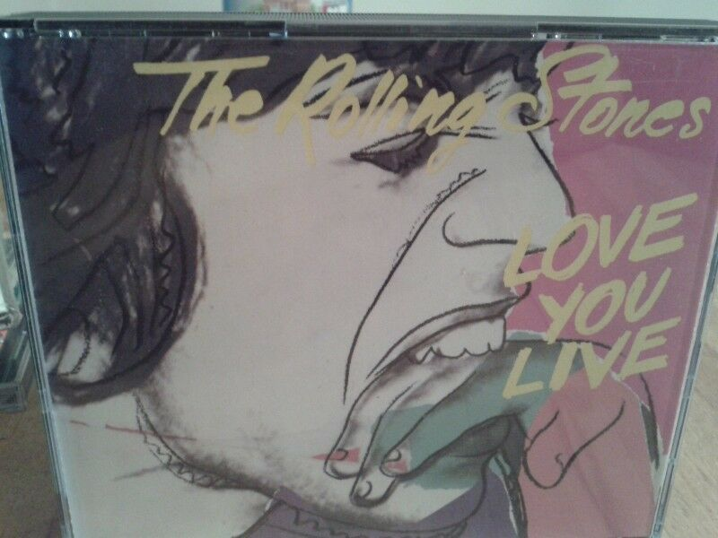 Rolling Stones  - Love You Live,2 cd