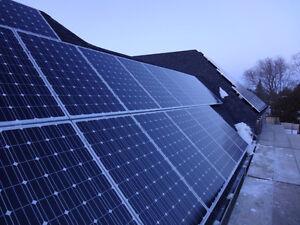Solar panels microFIT program Kingston Kingston Area image 10