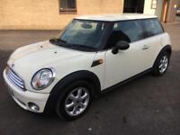 0909 Mini Mini 1.4 Pepper One White 3 Door 70673mls