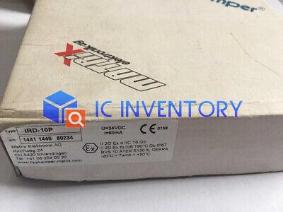 1pcs New Ird-10p Tippkemper-matrix Optical Fiber Amplifier