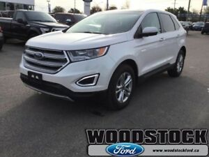 2017 Ford Edge SEL  SEL AWD, LEATHER, ROOF NAVAGATION