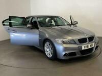 2011 BMW 3 Series 2.0 318D M SPORT 4d 141 BHP Saloon Diesel Manual