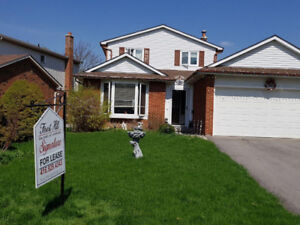 HOUSE IN NEWMARKET FOR RENT